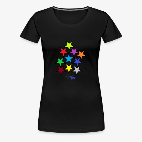Design16 - Frauen Premium T-Shirt