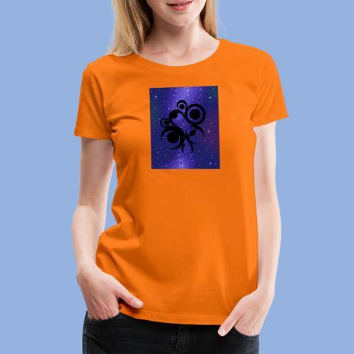 Should I stay or should I go Space 1 - T-shirt Premium Femme