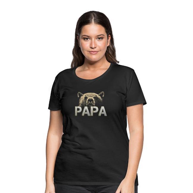 Papa Bär - Papa - Bär - Stolzer Papa