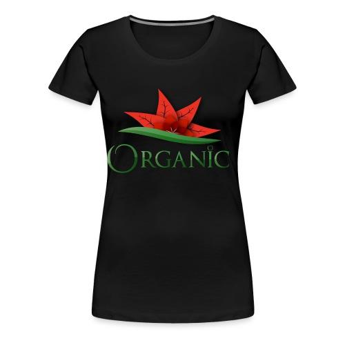 Organic v2 - Camiseta premium mujer