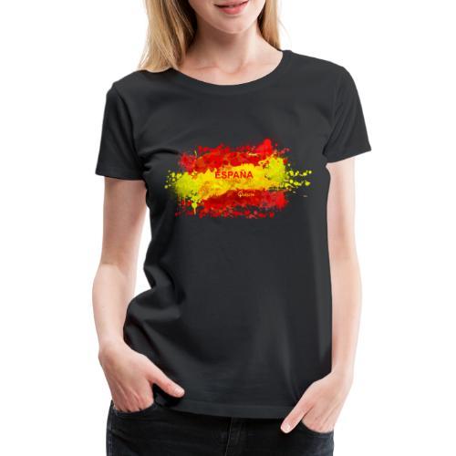 España - Camiseta premium mujer