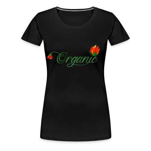 Organic v3 - Camiseta premium mujer