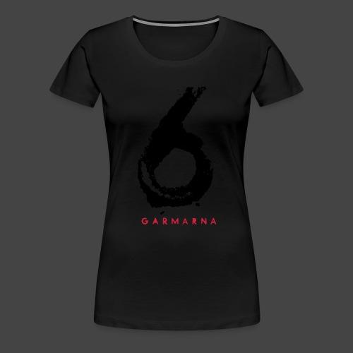 Garmarna tee - Premium-T-shirt dam