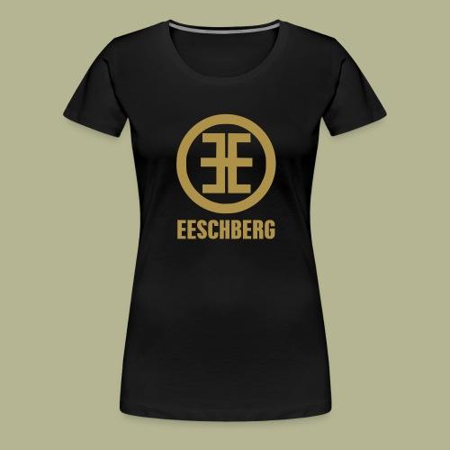 eeschberg Logo - Frauen Premium T-Shirt