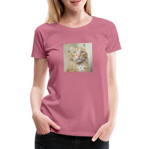 Gatto Ninni - Maglietta Premium da donna