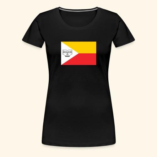 Drapeau des îles Marquises - T-shirt Premium Femme