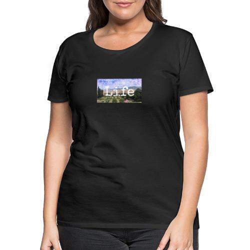 Florenz Life - Frauen Premium T-Shirt