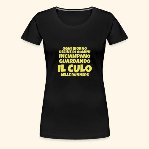 Tema Ironico _ Ogni Giorno - Maglietta Premium da donna