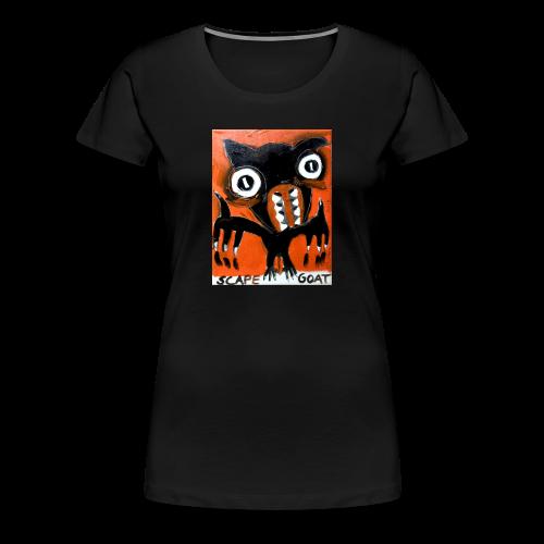 Toter Hund der Woche - Scapegoat - Frauen Premium T-Shirt