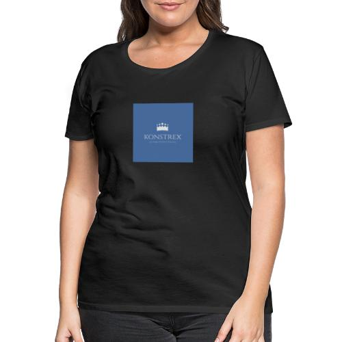 konstrex - Dame premium T-shirt