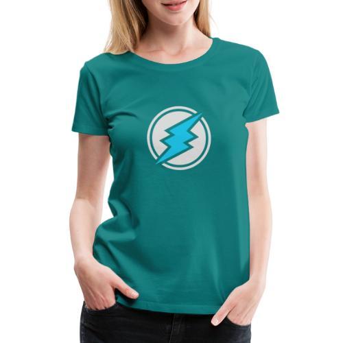 ETN logo # 2 - Women's Premium T-Shirt