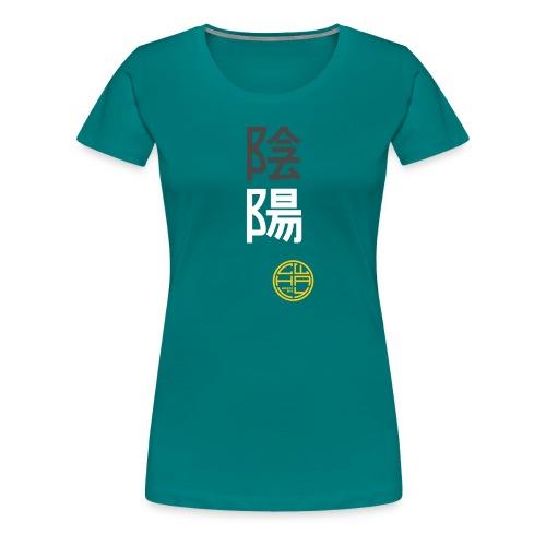 Yin Yang - Frauen Premium T-Shirt