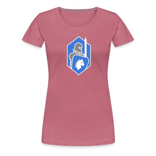 Blue Team - Vrouwen Premium T-shirt