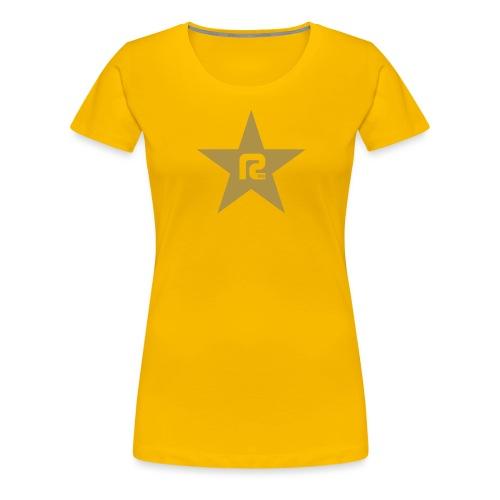 R-STAR-HD - Frauen Premium T-Shirt