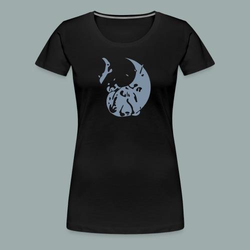mr gun ying et le yang - T-shirt Premium Femme