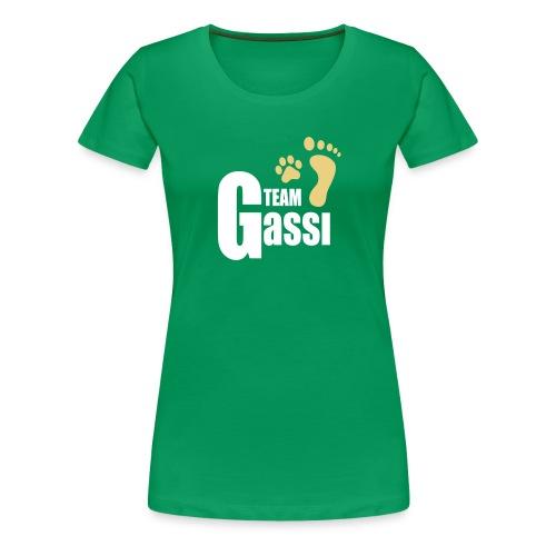 Vorschau: Team Gassi - Frauen Premium T-Shirt