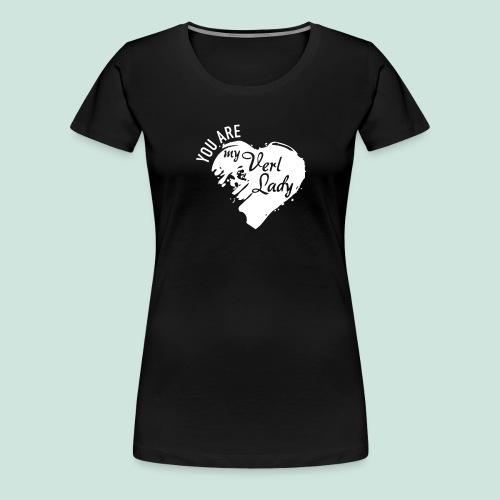 My Verl Lady - Frauen Premium T-Shirt