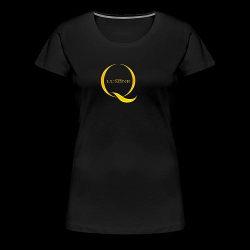 SARVILOGO - Naisten premium t-paita
