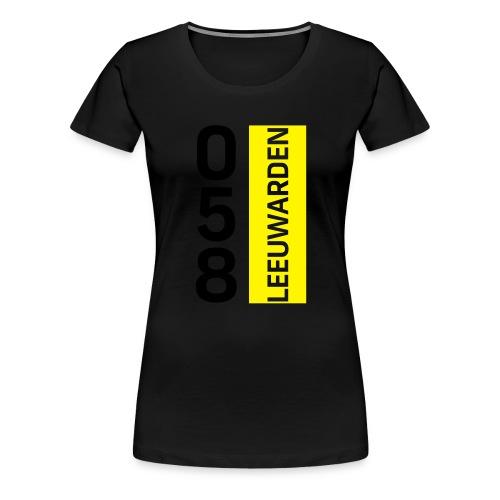 058 - Women's Premium T-Shirt