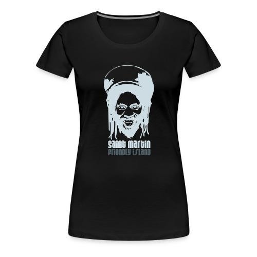 Rasta man - T-shirt Premium Femme