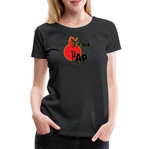 Boom Bap - Women's Premium T-Shirt