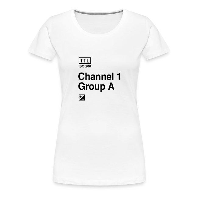 Channel 1 Group A - Strobist