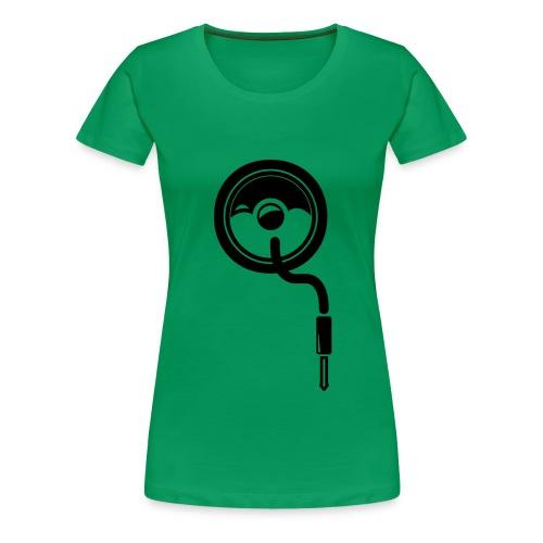 Quincy-Q - Frauen Premium T-Shirt