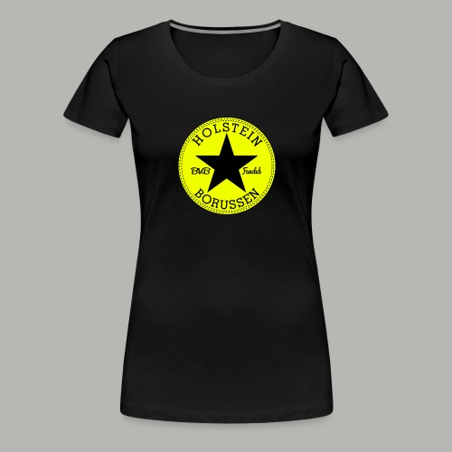 HB Star1.2 - Frauen Premium T-Shirt