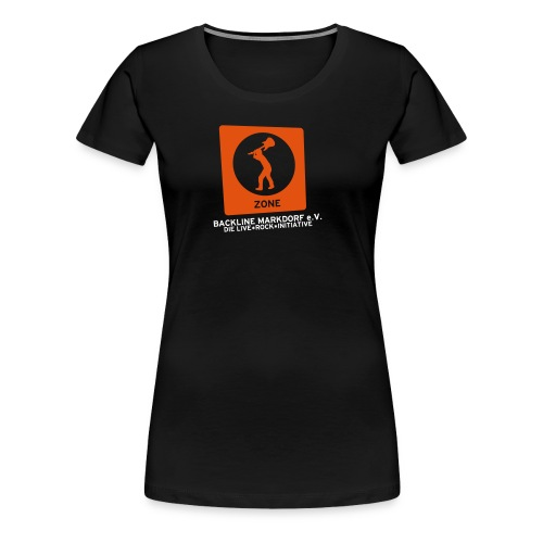 Liverock Markdorf - Frauen Premium T-Shirt