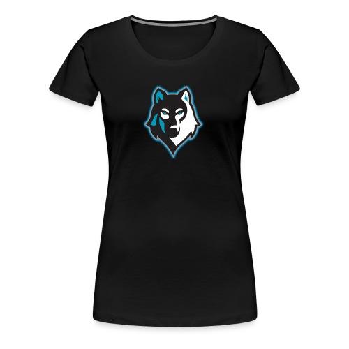 Just Wolf - Women's Premium T-Shirt