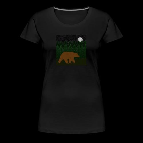 Bear with me - Women's Premium T-Shirt