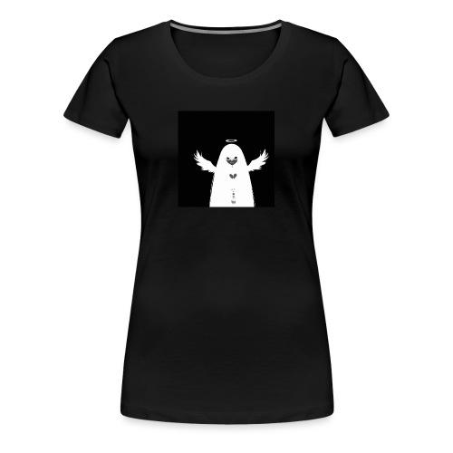 Angel Ghost - T-shirt Premium Femme