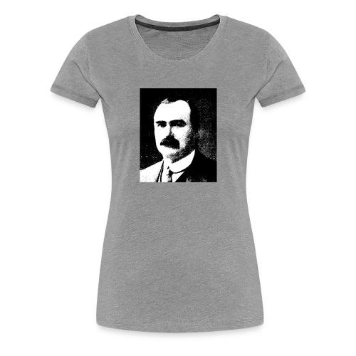 connollyfacetshirt - Women's Premium T-Shirt
