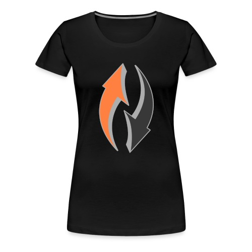 arrows (Saw) - Women's Premium T-Shirt