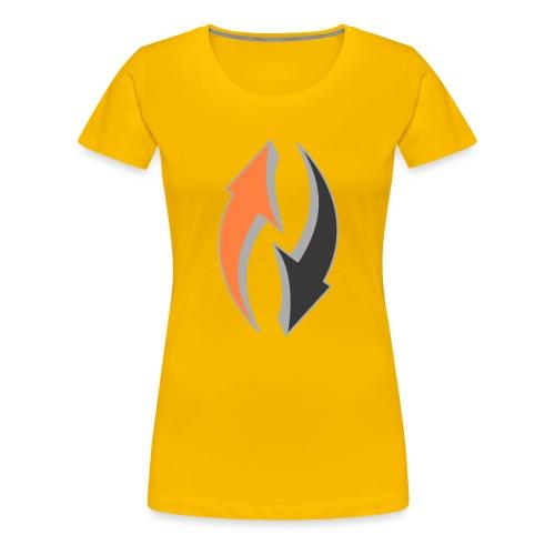 arrows (Saw) - Women's Premium T-Shirt