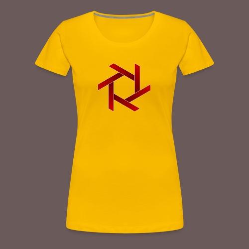 Star - Dame premium T-shirt