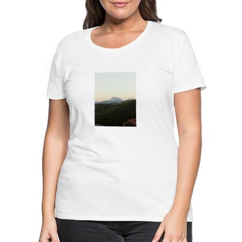 Panorama - Maglietta Premium da donna