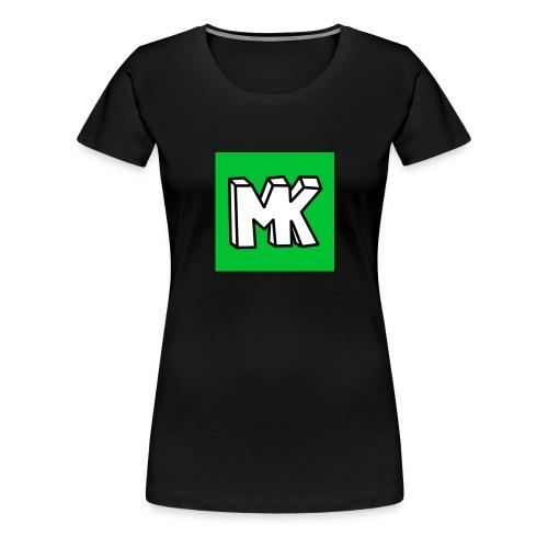 MK - Vrouwen Premium T-shirt