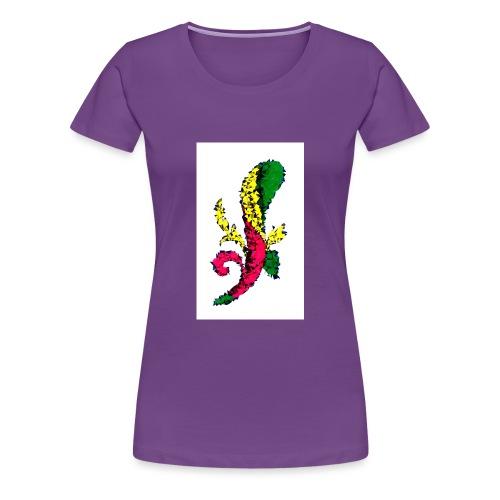 Asso bastoni - Maglietta Premium da donna