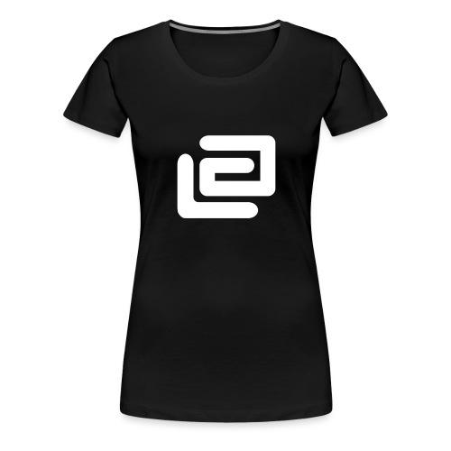 LeBang Apparel White Logo - Women's Premium T-Shirt