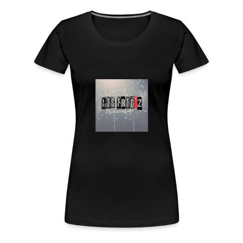 visuel les Fred'Z - T-shirt Premium Femme