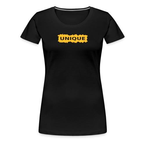 unique - Frauen Premium T-Shirt