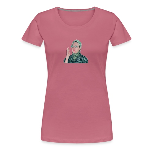 madam1 - Women's Premium T-Shirt