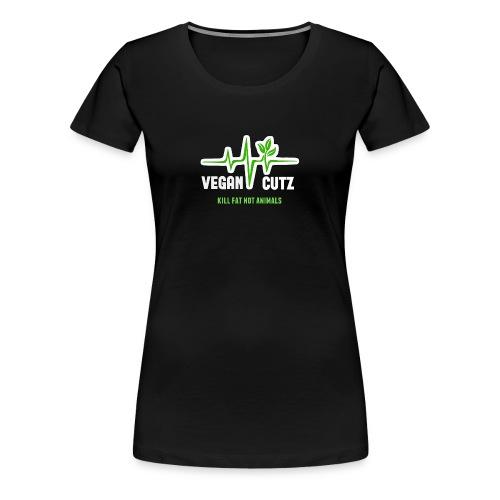 Vegan Cutz - Women's Premium T-Shirt