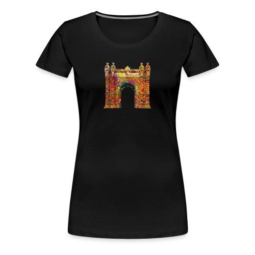 ArcDuColor Barcelona - Women's Premium T-Shirt
