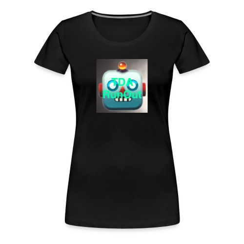 RoboRun V2 - Premium T-skjorte for kvinner