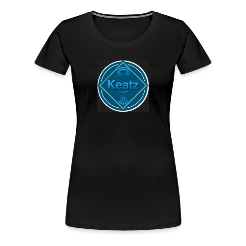 Keatz Merch - Women's Premium T-Shirt