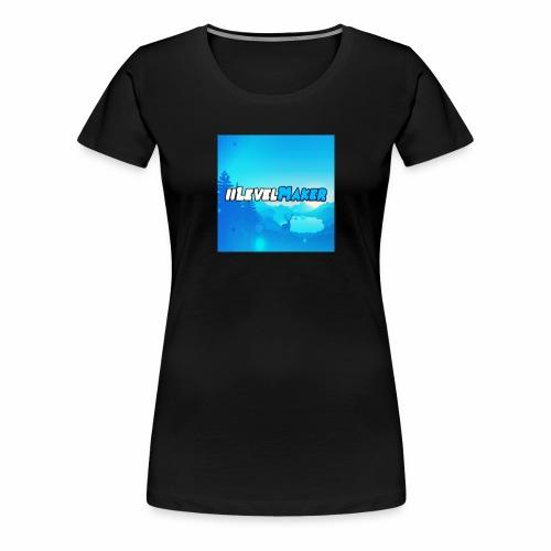 My YT Icon - Premium-T-shirt dam