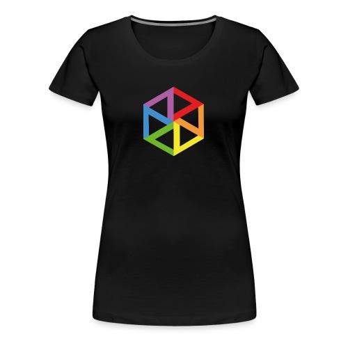 Just the logo! - Women's Premium T-Shirt