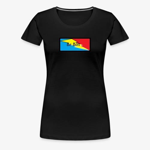 Be Bolt - Vrouwen Premium T-shirt